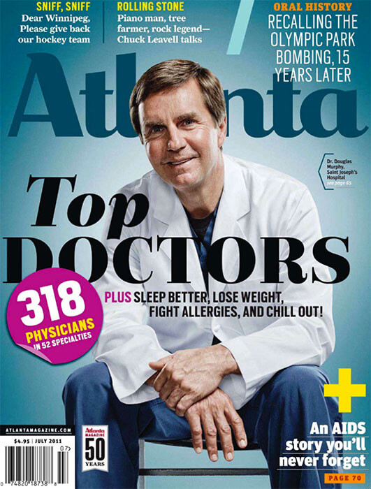 Atlanta Top Doctors July 2011
