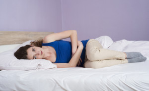 woman-stomach-pain
